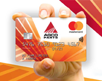 AGCO Credit Card
