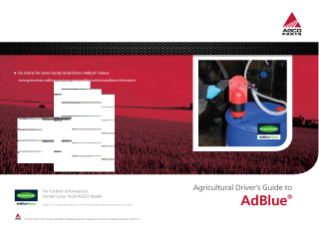 Driver's Guide to AdBlue