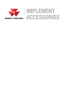 MF Implement Accessories 2018
