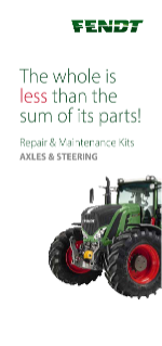 Fendt Axles & Steering Kits