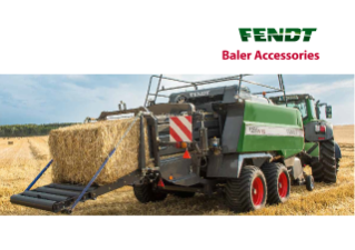 Fendt Baler Accessories