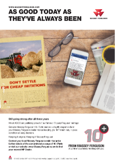 10+ MF 390 Advert 2017