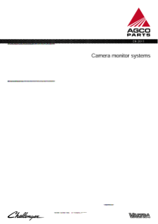 Motec Camera Monitoring Systems