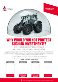 Valtra Steering & Axles - Common faults of Spurious Parts 2019