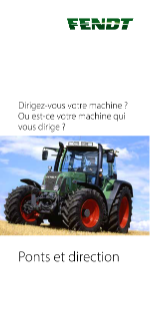 FENDT PONTS ET DIRECTION