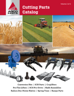 AGCO Cutting Parts Vol 2 Catalog
