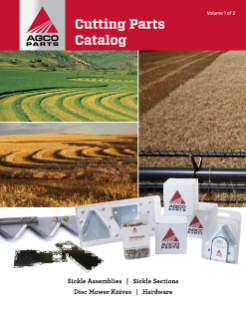 AGCO Cutting Parts Vol I Catalog