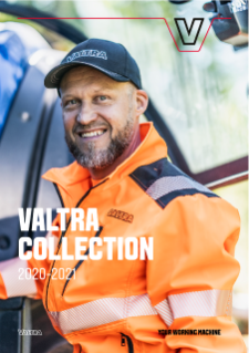 Valtra Collection 2020-2021 UK