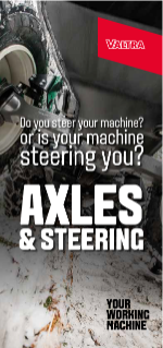 Valtra Axles and Steering Leaflet GB