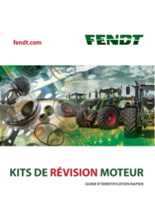 Fendt Engine Overhaul Kit QRG FR