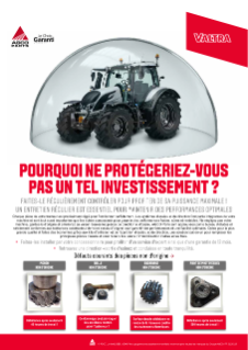Valtra - Axles and Steering 2019 Panel FR