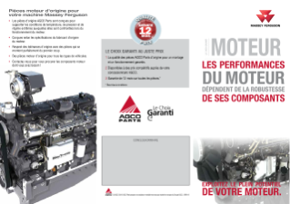 MF Engine Leaflet FR