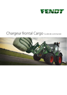 Fendt Accessories Cargo Front Loader 2016 - FR