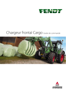 Fendt Accessories Cargo Front Loader 2018 - FR