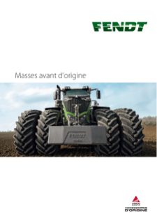 Fendt Accessories Genuine Front Weights - FR