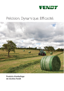 Fendt Crop Packaging Brochure FR