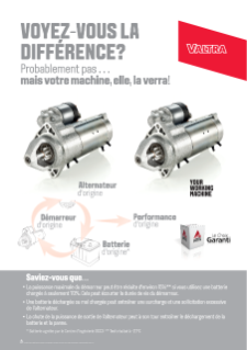 Valtra Rotating Electrics Poster FR