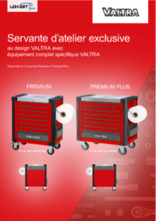 Valtra Workshop Trolley Brochure FR